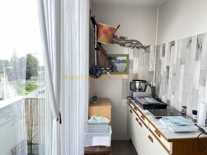 Life annuity apartment Bourg-en-bresse 101500€ - Picture 9
