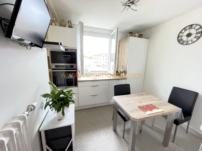 Life annuity apartment Bourg-en-bresse 101500€ - Picture 4