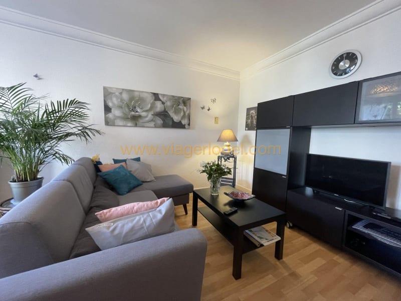 Life annuity apartment Saint-étienne 65000€ - Picture 1