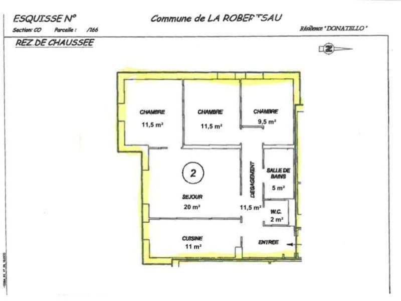 Vente appartement Strasbourg 435000€ - Photo 10
