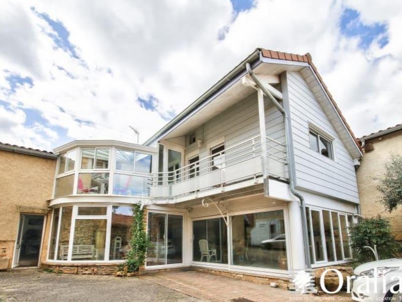 Vente maison / villa Fleurieux sur l arbresle 575000€ - Photo 8