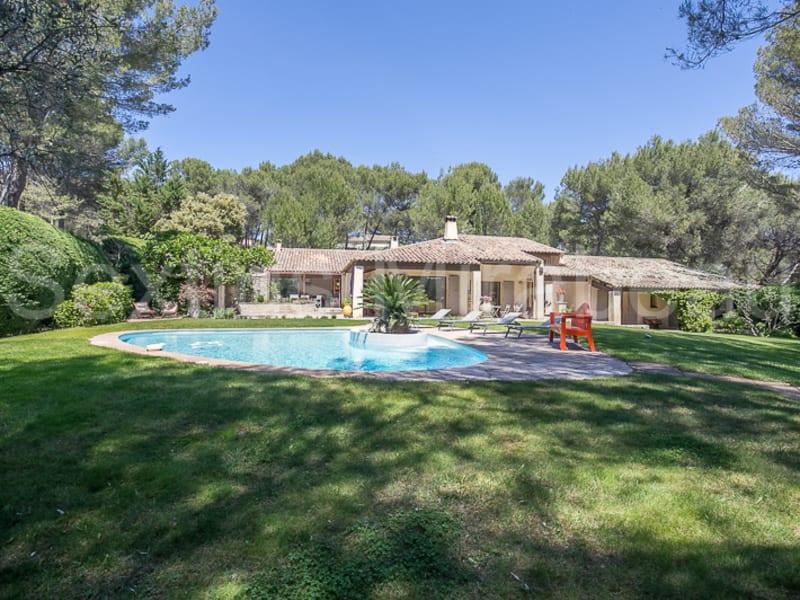 Vente maison / villa Ventabren 1145000€ - Photo 1