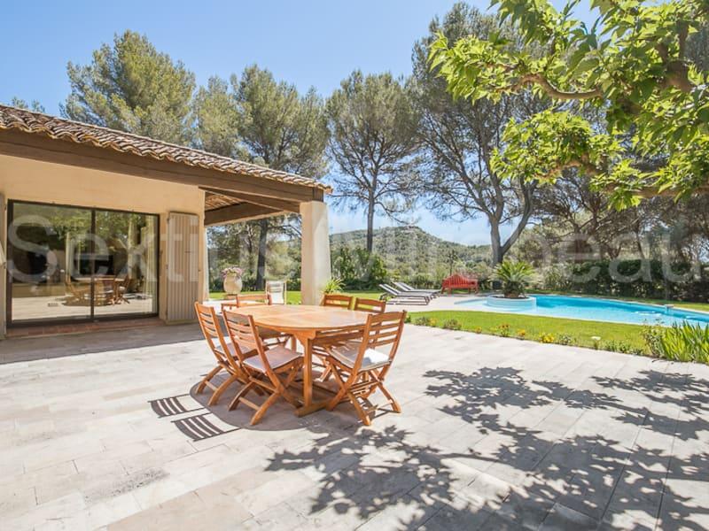 Vente maison / villa Ventabren 1145000€ - Photo 4