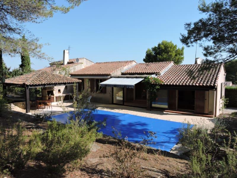 Vente maison / villa Ventabren 498750€ - Photo 1