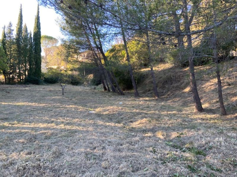 Vente terrain Aix en provence 430000€ - Photo 2