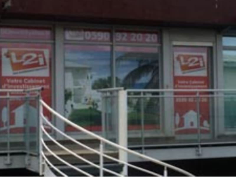 Location bureau Baie mahault 900€ HC - Photo 1