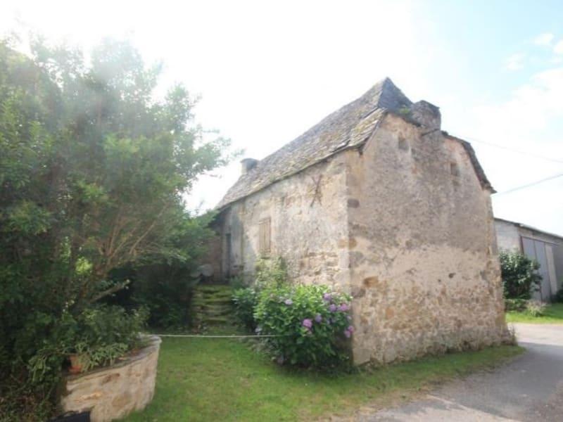 Vente maison / villa Rieupeyroux 35000€ - Photo 1