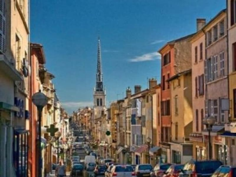 Vente local commercial Villefranche sur saone 112000€ - Photo 1