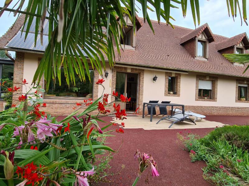 Vente maison / villa Saint martin du bec 449000€ - Photo 1