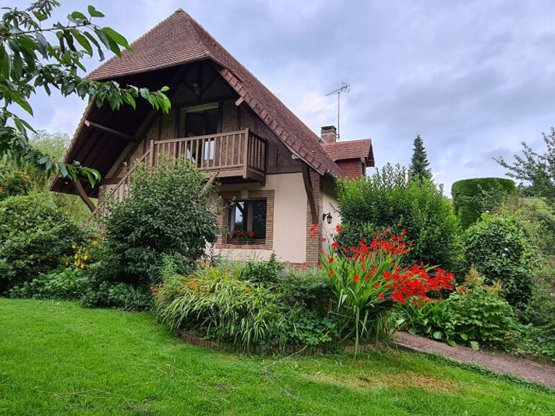 Vente maison / villa Saint martin du bec 449000€ - Photo 2