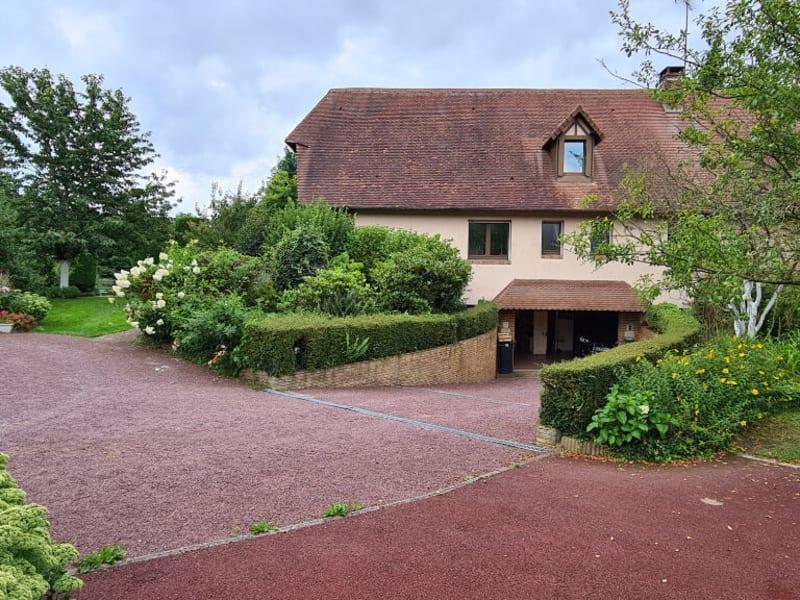 Vente maison / villa Saint martin du bec 449000€ - Photo 3