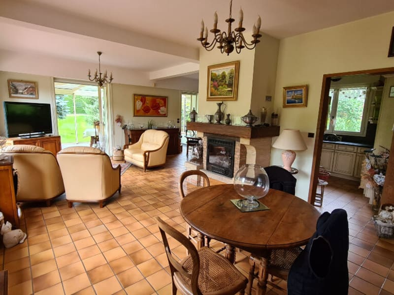 Vente maison / villa Saint martin du bec 449000€ - Photo 5