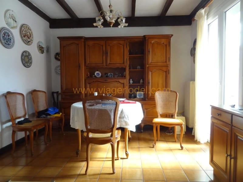 Life annuity house / villa Sérignan 89900€ - Picture 1