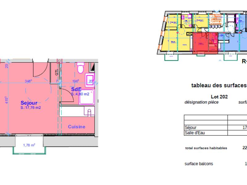 Vente appartement Pont l abbe 97000€ - Photo 4