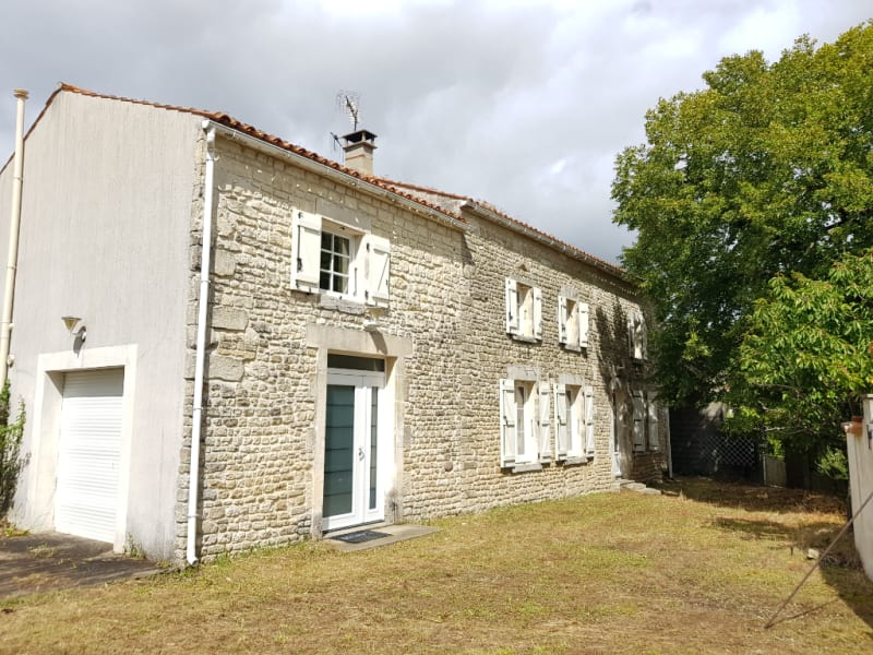 Sale house / villa Bernay saint martin 198500€ - Picture 1