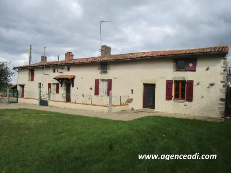 Vente maison / villa St maixent l ecole 95600€ - Photo 1