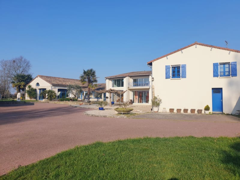 Vente de prestige maison / villa Azay le brule 465000€ - Photo 1