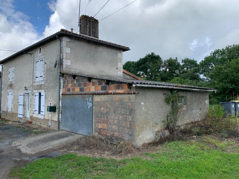 Vente maison / villa Vausseroux 141750€ - Photo 1