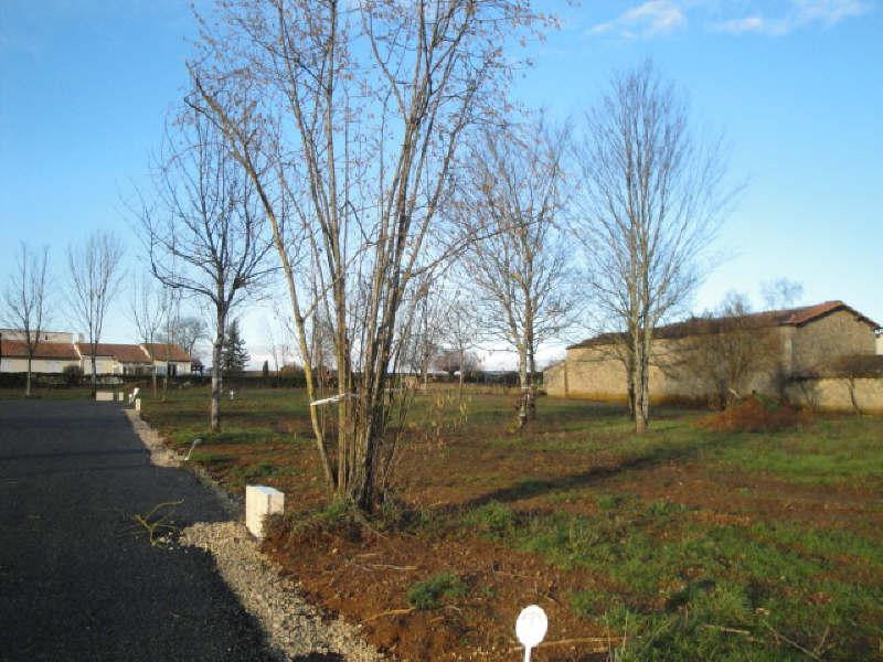 Vente terrain Secteur mougon 25900€ - Photo 3