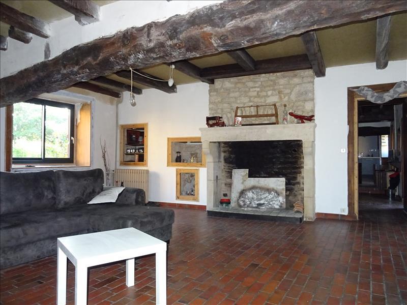 Vente maison / villa Aigondigne 131250€ - Photo 3