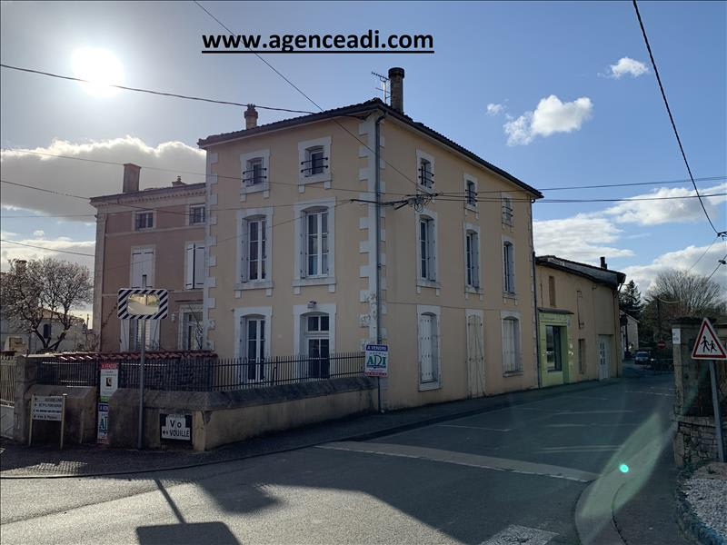 Vente maison / villa Fressines 110000€ - Photo 1