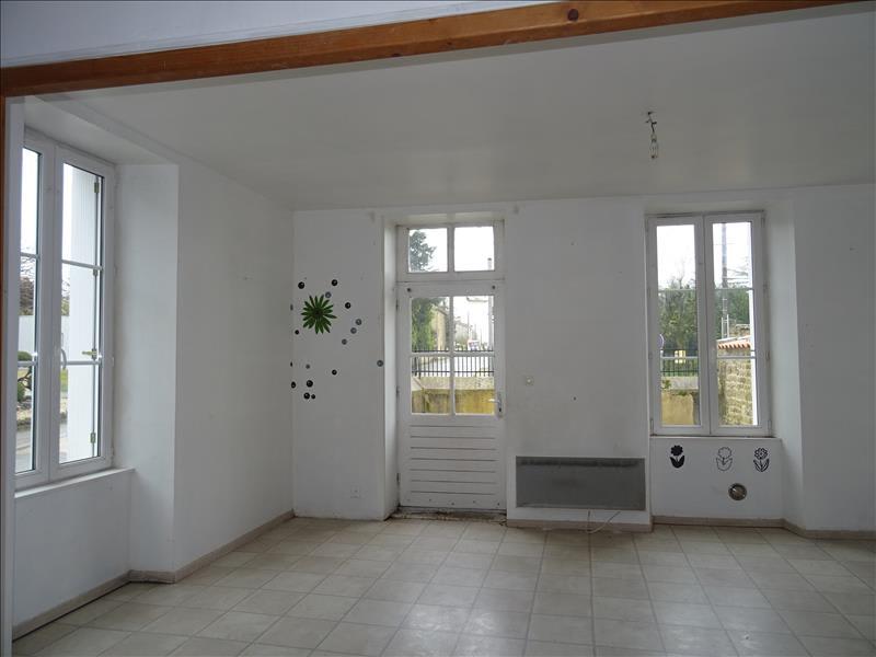 Vente maison / villa Fressines 110000€ - Photo 2