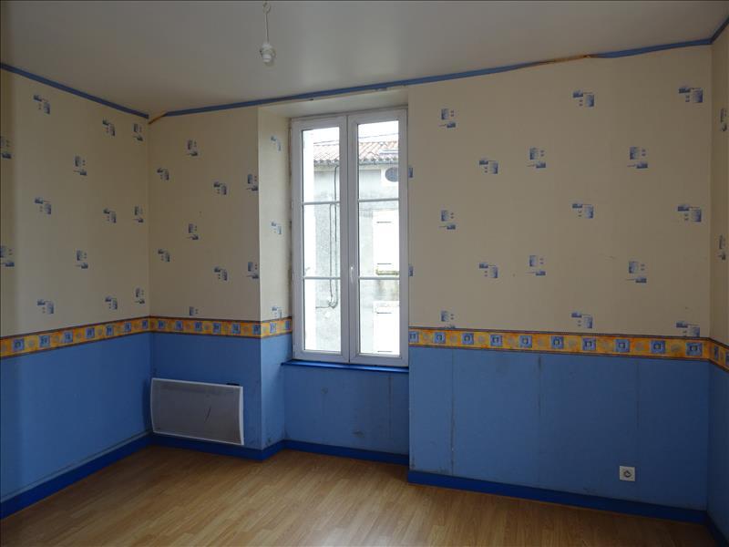 Vente maison / villa Fressines 110000€ - Photo 5
