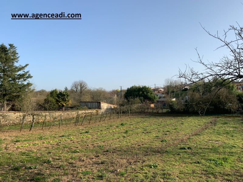 Vente terrain Prailles 31200€ - Photo 1