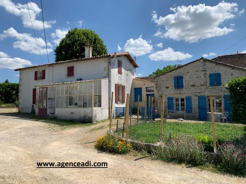 Vente immeuble Azay le brule 260000€ - Photo 1