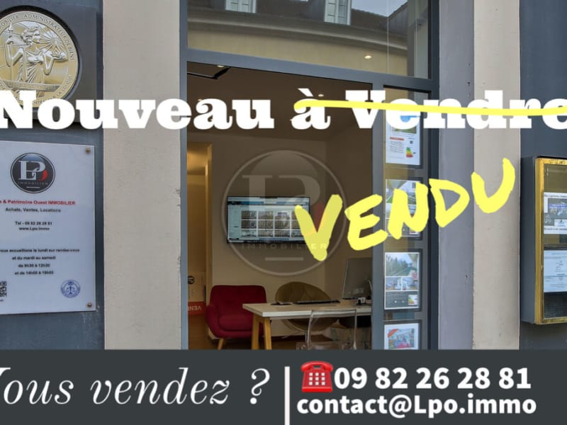 Sale apartment Mareil marly 467500€ - Picture 2