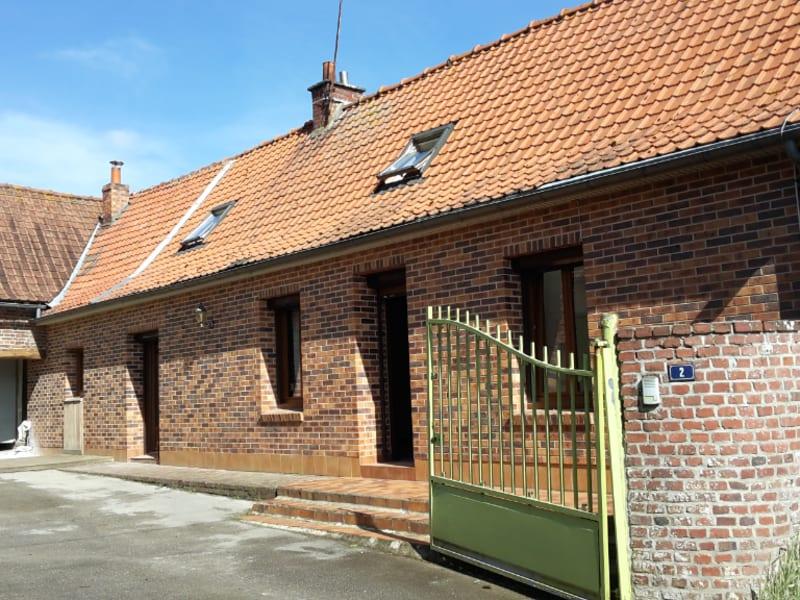 Location maison / villa Erny saint julien 515€ CC - Photo 1