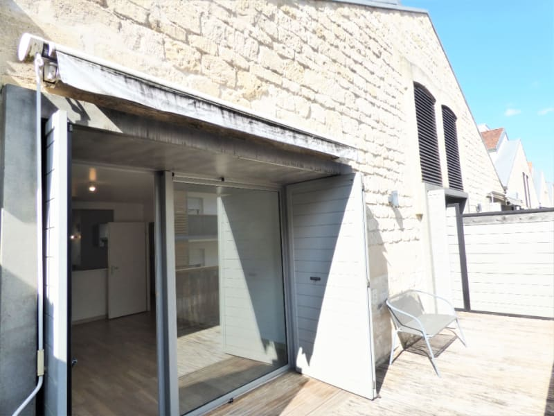 Vente appartement Bordeaux 346500€ - Photo 1