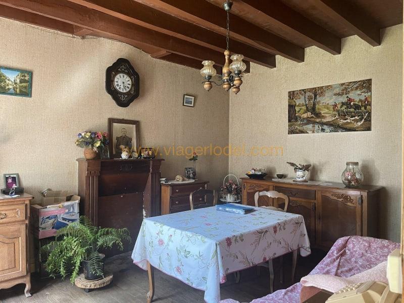 Life annuity house / villa Plumieux 30000€ - Picture 1