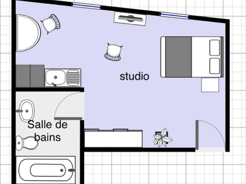 Rental apartment Voiron 291€ CC - Picture 6