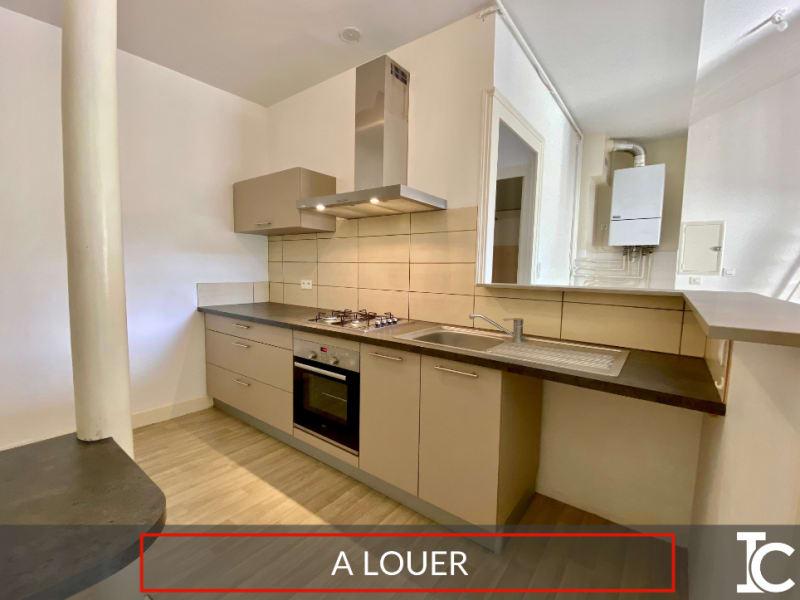 Rental apartment Voiron 623€ CC - Picture 1