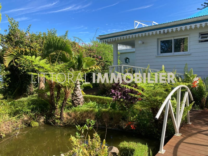 Sale house / villa Saint gilles les hauts 714000€ - Picture 2