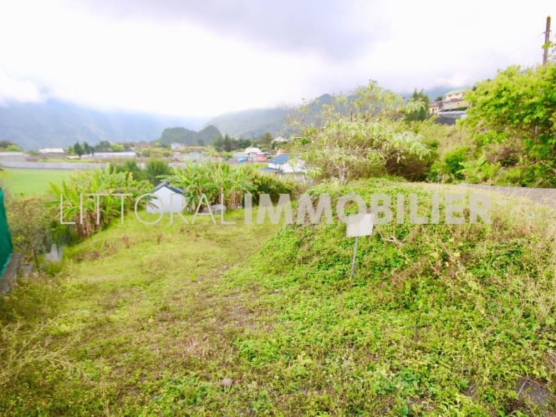 Verkauf grundstück Cilaos 121000€ - Fotografie 1