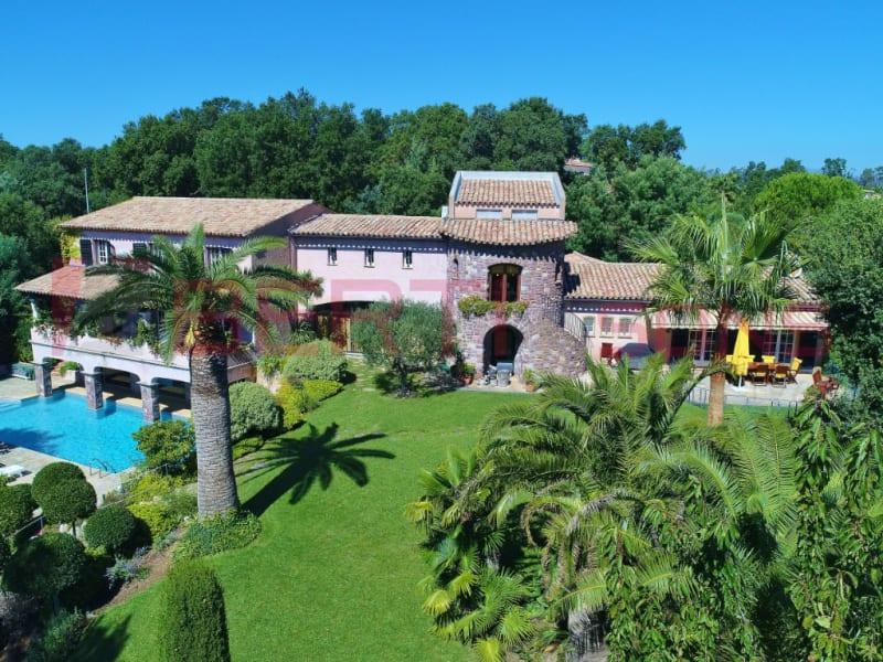 Sale house / villa Mandelieu la napoule 2895000€ - Picture 1