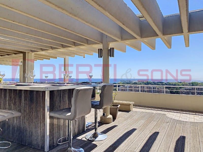 Sale apartment Mandelieu la napoule 1490000€ - Picture 3