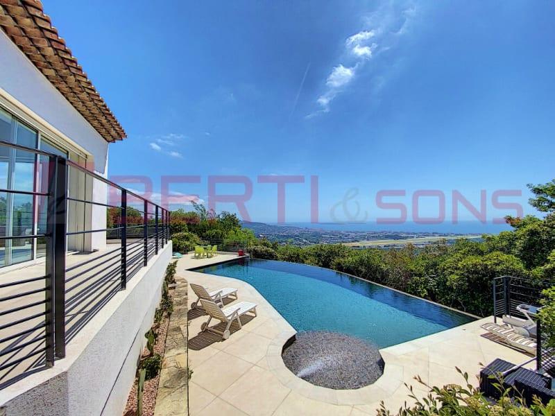 Sale house / villa Mandelieu la napoule 3350000€ - Picture 1