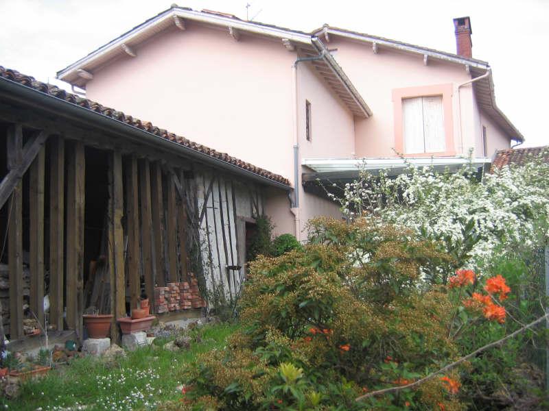 Sale house / villa Sabres 163000€ - Picture 1