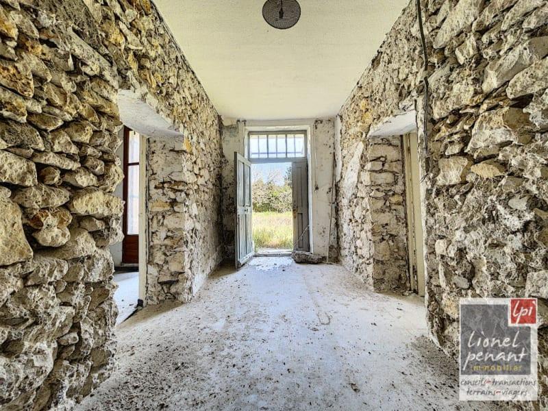 Vente maison / villa Velleron 420000€ - Photo 2