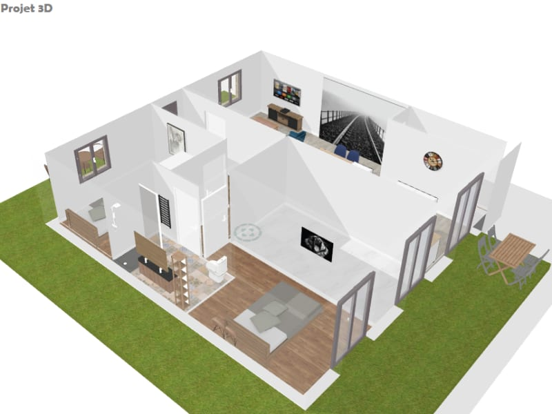 Sale apartment Saint quentin fallavier 176500€ - Picture 5