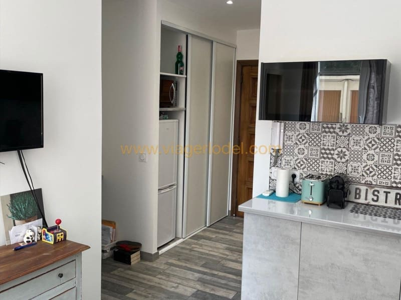 Life annuity apartment Nice 119500€ - Picture 4