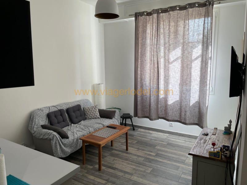 Life annuity apartment Nice 119500€ - Picture 2