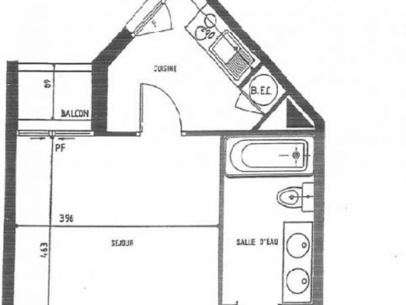 Rental apartment Boulogne billancourt 900€ CC - Picture 6