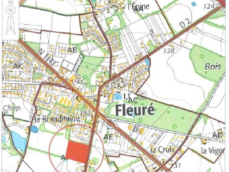 Vente terrain Fleure 39000€ - Photo 3