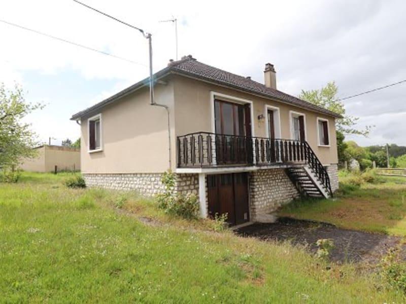 Venta  casa Abondant 189000€ - Fotografía 1