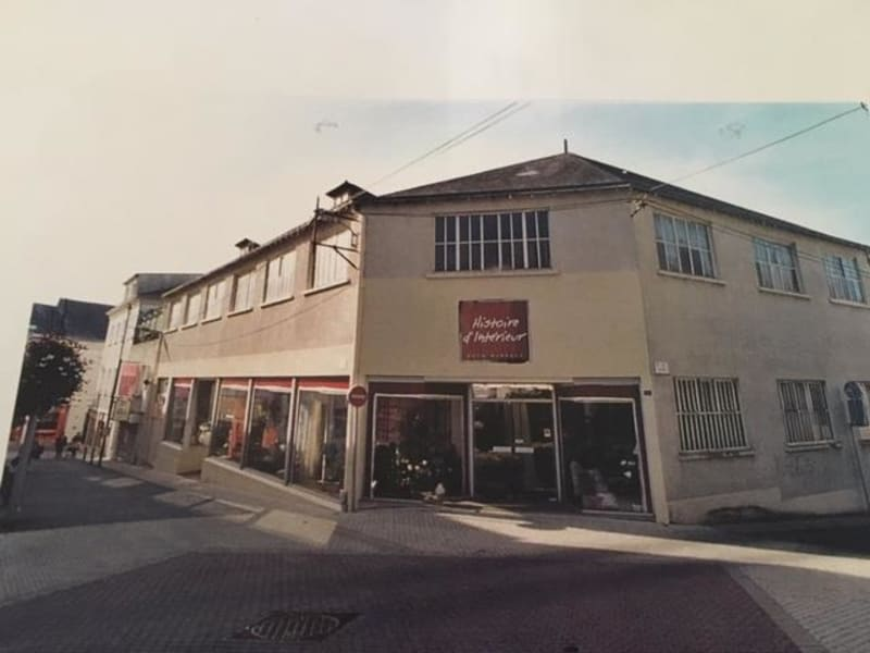 Vente local commercial Cholet 420000€ - Photo 1