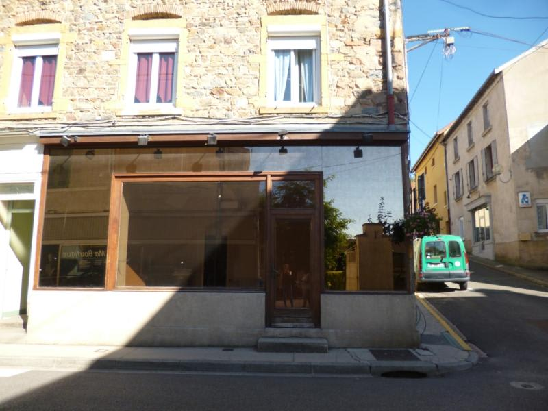 Location local commercial Amplepuis 377,38€ HC - Photo 1